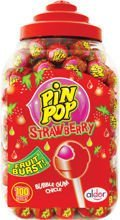 Aldor Lizaki Pin Pop Strawberry op.100sztuk * 18gr