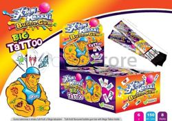 X-Treme Maxxxi Bubble Gum+ Big Tatto op. 150sztuk